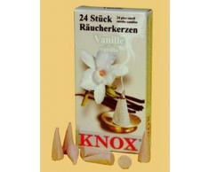 Räucherkerzen - Vanille - Original Erzgebirge Räuchermann - Knox