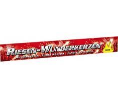20 pack. à 5 Stück NICO Riesen-Wunderkerzen im 5er Pack., ca. 45 cm lang