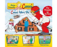 Meine Freundin Conni - Hörspiel zur TV-Serie / 05: Conni fährt Ski / Conni und der Osterhase / Conni geht zum Kinderarzt / Conni spielt Fußball