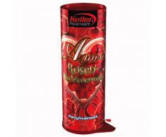 Rosenregen Rosenfeuerwerk Tischfeuerwerk Fontäne mit roten Rosenblättern *Romantik pur* - keller 151023