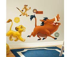 Disney RoomMates König der Löwen Giant Wandtattoo
