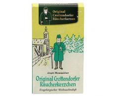Crottendorfer Räucherkerzen Erzgebirgischer Weihnachtsduft Nostalgie 6 x 2 x 11 cm