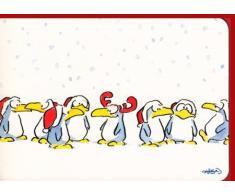 Lustige Weihnachtskarte Du bist was ganz Besonderes