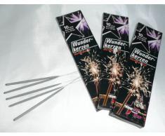 Wunderkerzen 40 Stück - Feuerwerk - Lassen sie es Funken sprühen!