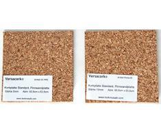 Pinnwand Korkplatte 93 x 63 cm 5 mm stark, XXL Format
