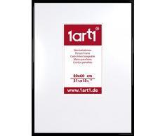 Henri Matisse Poster Kunstdruck und Kunststoff-Rahmen - Blauer Akt III (80 x 60cm)