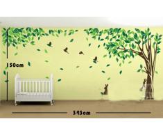 wandtattoo baum g nstige wandtattoos baum bei livingo kaufen. Black Bedroom Furniture Sets. Home Design Ideas