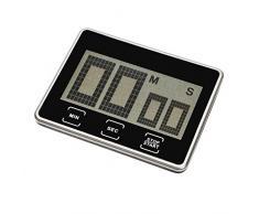 Efalock Timer Times Up Digitaler Kurzzeitmesser mit Countdown und Count-up Funktion