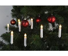 Star 400 - 55 Lichterkette der Kerzen Innen 16 Lichter