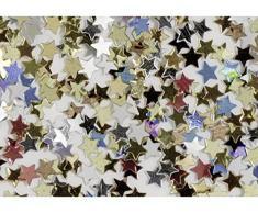 KNORR prandell Streuschmuck ´Glittersternchen´, multicolor