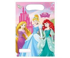Disney mit Einhorn Prinzessin Party Dekoration Partytüten 6 CT