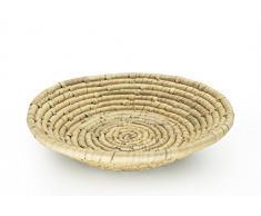 Palmblattschale rund