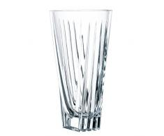 Spiegelau & Nachtmann, Vase, Kristallglas, 28 cm, 0081396-0, Art Deco
