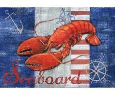 Paul Brent - Maritime Lobster Kunstdruck (25,40 x 35,56 cm)