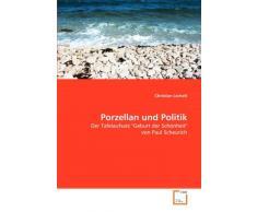 Porzellan und Politik: Der Tafelaufsatz Geburt der Schönheit von Paul Scheurich