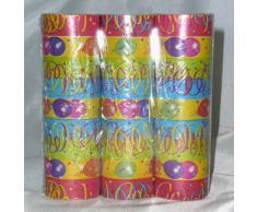 amscan 350229 Luftschlangen Ballonmotivs