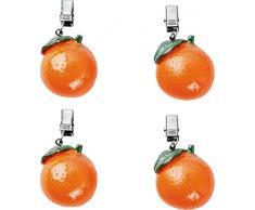 Tischtuchbeschwerer 4er-Pack orange