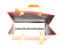 Dazoriginal Groß Geschenktaschen Papier Tragetasche Geschenktüten 10 Farben Papier Partytüten Papiertüten Geschenkbeutel Geschenktaschen Papiertragetaschen Papier Geschenk Taschen Geschenktüte Papiertasche Matt Geschenktütenset