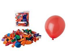 Idena 150000 - Luftballons, ca. 150 Stück, sortiert