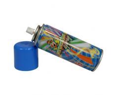 Luftschlangenspray, 1 Dose, bunt sortiert