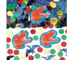 Amscan / Tischkonfetti Dinosaurier