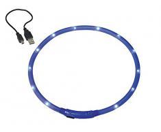 Nobby LED Lichtschlauch Visible, blau, Länge: 70 cm; Durchmesser 10 mm