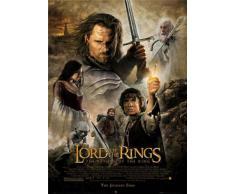 Empireposter - Lord Of The Rings - One Sheet - Größe (cm), ca. 64x90 - Poster Filmposter Kino Movie Herr der Ringe Fantasy