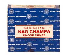 Yogabox Räucherkegel Nag Champa