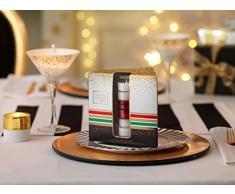 Yankee Candle 1532657 Holiday Party 2016, 12 Tealight Geschenkset, 12 Teelichter und Halter, Glas, mehrfarbig, 4 x 4 x 2 cm