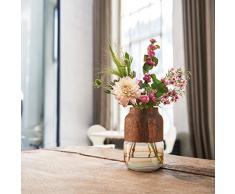 LEONARDO 029902 COLLETTO Vase, Glas