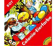 Ostern Colonia Eierfarbe ROT (für 5-10 Eier)