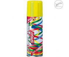 Jofrika Luftschlangenspray - gelb