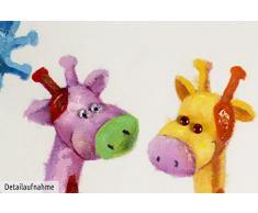 Kinderbilder fürs kinderzimmer giraffe  Kinderbilder Fürs Kinderzimmer Katze | afdecker.com