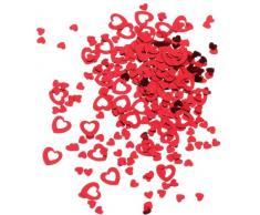 Susy Card 11144896 - Streuschmuck, Heart, 14 g