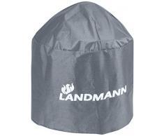 Landmann Premium - Wetterschutzhaube R, anthrazit, Aufbaumaße 90 x 70 x 70 cm