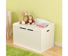 KidKraft 14951 Spielzeugtruhe Austin, mehrfarbig