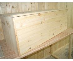 Massivholz Multibox Gartentruhe Gartenbox Wäschetruhe Spielzeugbox Box Made in Germany KÄPPEL-Germany