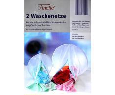 2er Pack Wäschenetze / Wäscheschoner, Wäschenetz, 0001