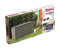 Toomax Kissenbox Multibox Rattan 420, Braun