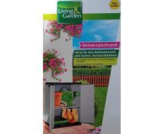 Living & Garden Universalschrank Schrank Gartenschrank