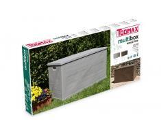 Toomax Kissenbox Multibox Wood 420, Braun