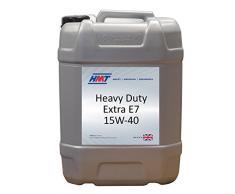 HMT hmtm363 Heavy Duty Extra E7 15 W-40 20 LITER Bratentopf, Suppentopf Diesel Motoröl