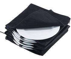 infactory Plattenwärmer: Elektrischer XL-Tellerwärmer für bis zu 12 Teller, 120 Watt (Beheizbarer Tellerwärmer)