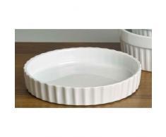 Tartform Auflaufform - Durchmesser ca. 26 cm - - 1 Backform rund