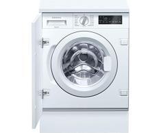 Siemens iQ700 WI14W440 Einbauwaschmaschine / 8,00 kg / A+++ / 137 kWh / 1.400 U/min / Schnellwaschprogramm / aquaStop / Hygiene Programm /