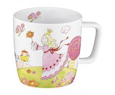Auerhahn 22 6050 0129 Prinzessin Anneli, Kinderbecher, Porzellan bedruckt