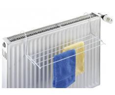Wenko Heizkörper-Wäschetrockner, 58 x 16 x 15 cm, weiß