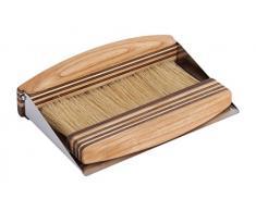 Redecker 421062 Tischkehr-Set -Multi-Wood- Handarbeit aus heimischen Hölzern
