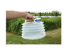 VORCOOL Outdoor Wassereimer Camping Faltbare mit Tap 10L Klapp Camping Überleben Anwendbar Wasserflasche Container