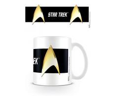 Star Trek Kaffeetassen, Mehrfarbig